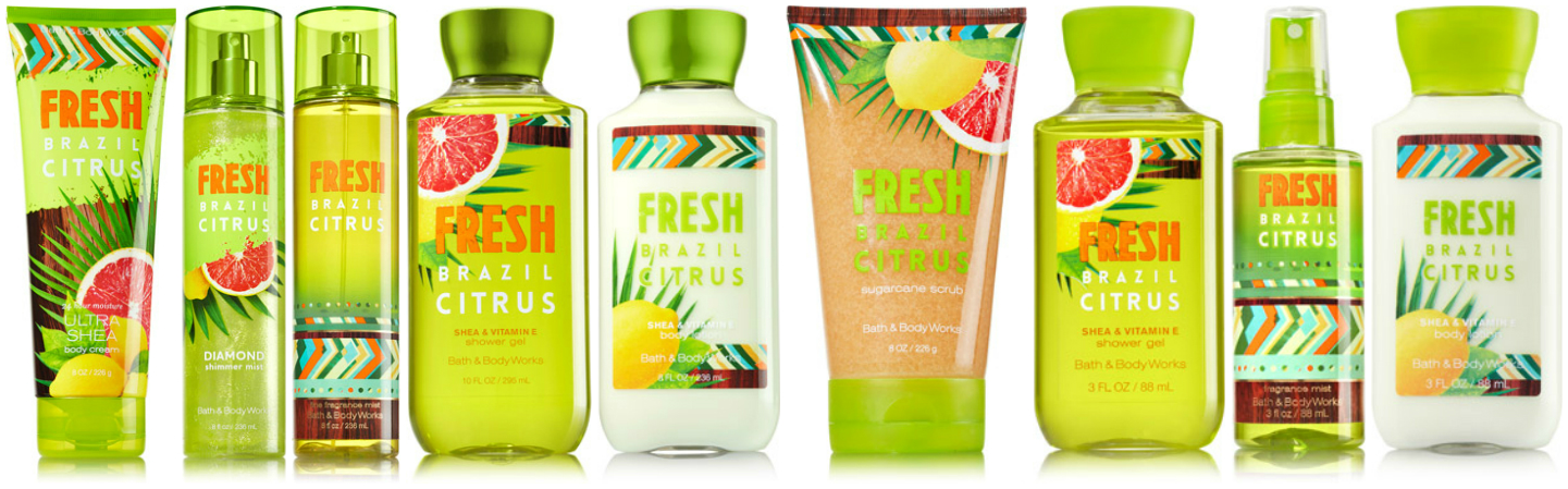 Bath And Body Works New Fragrance Out Now Wonder Of Glam
