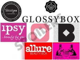 July 2015 Beauty Box Spoilerlist