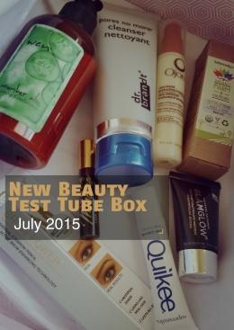 New Beauty Test Tube Box – July2015