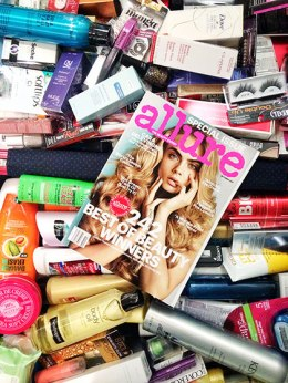 Allure August 2015Giveaway…