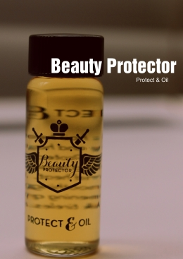 Beauty Protector Protect & OilSample