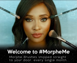 The Morphe Monthly Brush Club is finally launched…