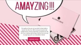 Glossybox May 2016 glimpse#1…