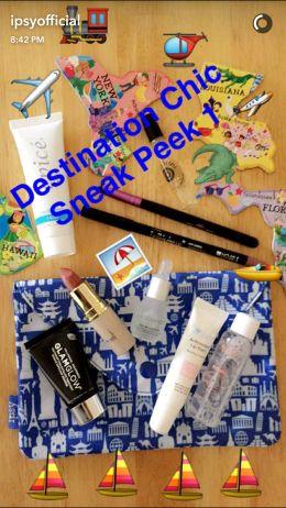 Ipsy Glam Bag May 2016 Sneak Peek#2…